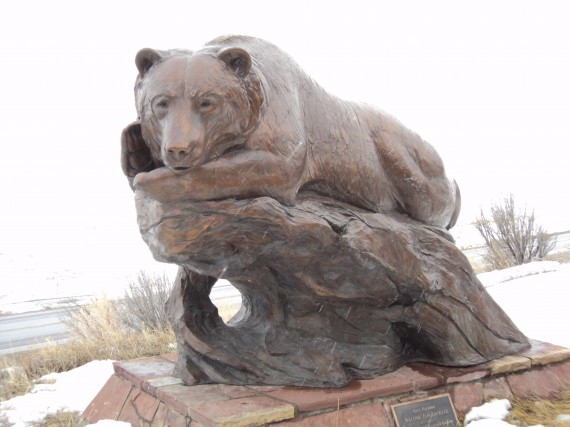 Bear Sculpture Trail