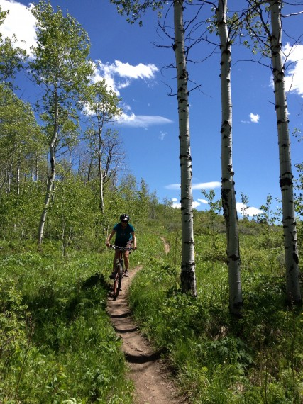Jackson Hole Summer Vacation Ideas-Biking